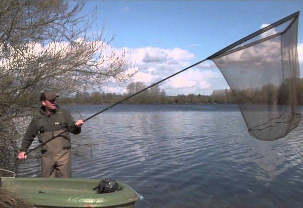 Vybíráme podběrák na ryby