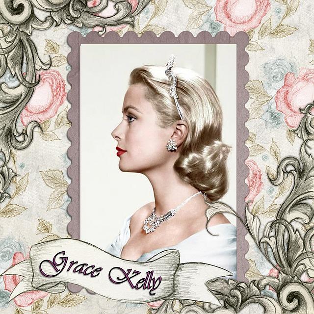 princezna grace kelly