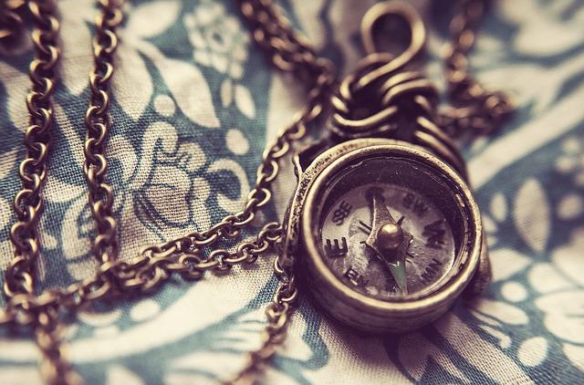 starý kompas