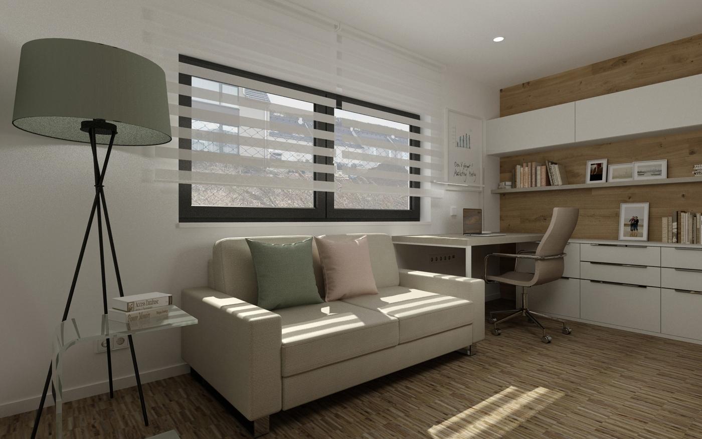 Interiér svěřte architektům