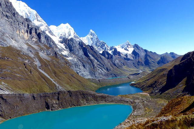 Nejlepší silniční trasy Peru