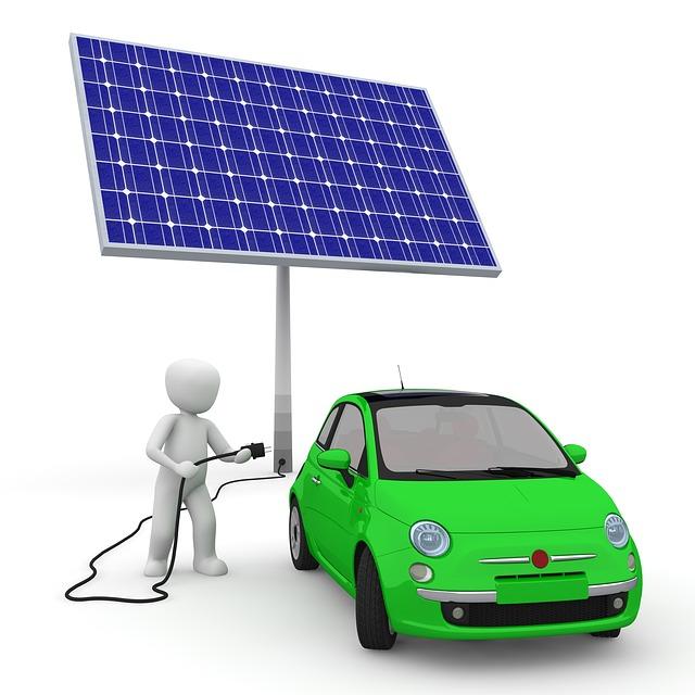 Solární energií kupředu!